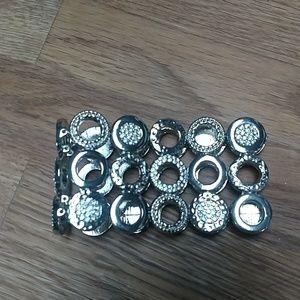 Jewelry - Silver stretch bracelet